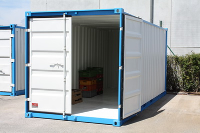 Lagercontainer 20""